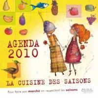 Agenda 2010 La cuisine des saisons