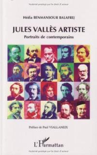 Jules Vallès artiste : Portraits de contemporains