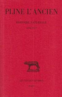 Histoire naturelle, livre XXVI. Remèdes par espèces