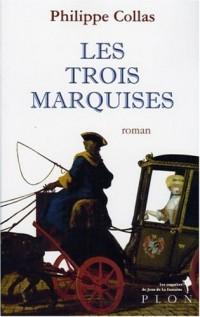 Jean de La Fontaine détective, Tome 3 : Les trois Marquises