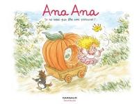 Ana Ana - tome 12 - Je ne veux PAS être une princesse !