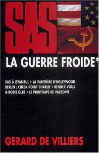 SAS, tome 1 : La Guerre froide