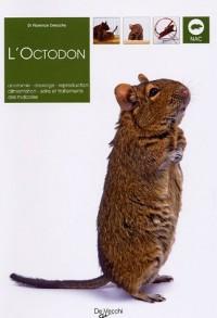 L'Octodon : Anatomie, dressage, reproduction, alimentation, soins et traitements des maladies