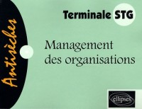 Management Des Organisations Terminale Stg