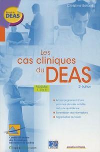 Les cas cliniques du DEAS : Modules 1, 7 et 8