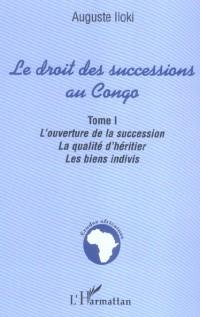 Droit des Successions au Congo T1
