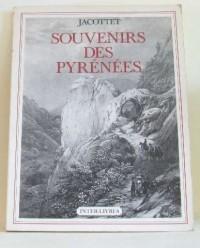 Souvenirs des pyrénées