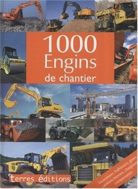 1000 Engins de chantier