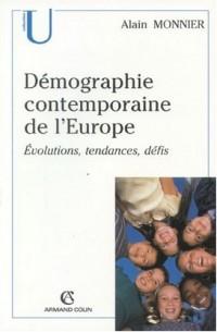 Démographie contemporaine de l'Europe: Évolutions, tendances, défis