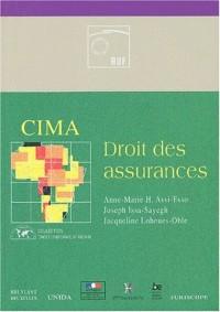 CIMA. Droit des assurances