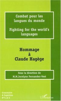 Combat pour les langues du monde : Hommage à Claude Hagège