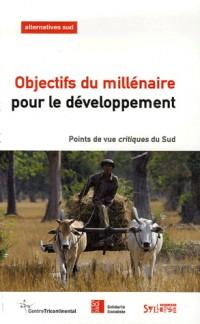 Objectif du millénaire pour le développement
