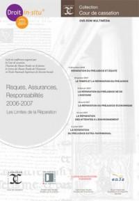 Risques, Assurances, Responsabilités - Les Limites de la Réparation