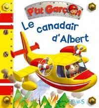 Le canadair d'Albert