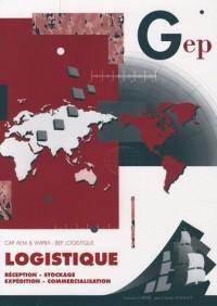 Logistique CAP AEM & VIMPRA, BEP logistique : N° 192, Réception, stockage, expédition, commercicalisation