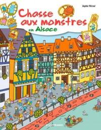 Chasse aux monstres en Alsace