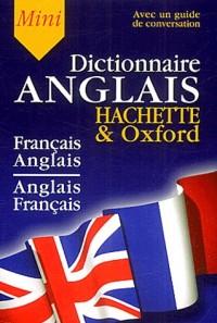 Mini-Dictionnaire Français/Anglais Anglais/Français (Guide de conversation inclus)