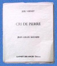 Cri de Pierre