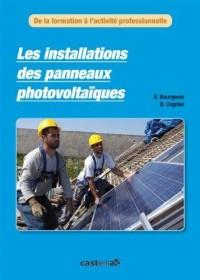 Les installations de panneaux photovoltaiques