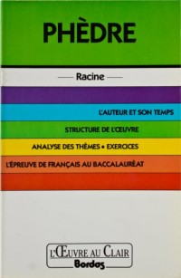 O.CL/RACINE PHEDRE    (Ancienne Edition)