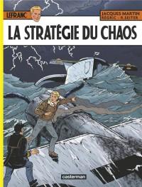 Lefranc, Tome 29 : La stratégie du chaos
