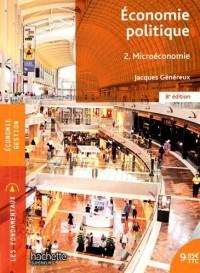 Économie politique - Tome 2 - Microéconomie