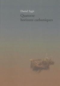 Quatorze horizons carboniques