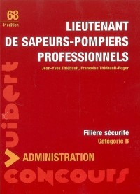 Lieutenant de sapeurs-pompiers professionnels