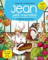Jean, petit marmiton - tome 5 : La fête en rose en bleu [Poche]
