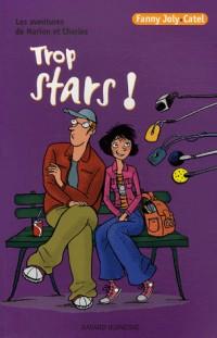 Les aventures de Marion et Charles, Tome 4 : Trop stars !