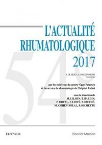 L'actualité rhumatologique 2017