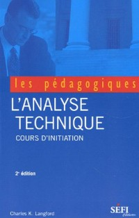 L'analyse technique : Cours d'initiation