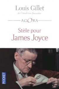 Stèle pour James Joyce