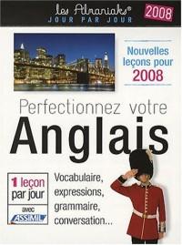 Perfectionnez votre anglais