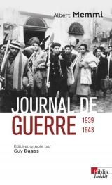Journal de guerre 1939-1943 [Poche]