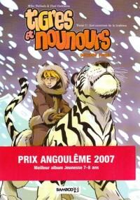 Tigres et Nounours, Tome 2 : Les cavernes de la trahison : Deuxième voyage