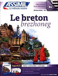 Le Breton Superpack (livre+4CD audio+1CD mp3)
