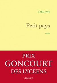 Petit pays - Prix Goncourt des lycéens 2016(Modèle aléatoire)