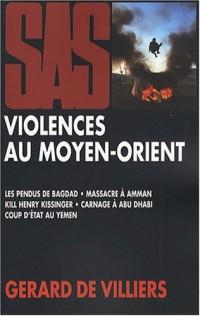 Violences au Moyen-Orient