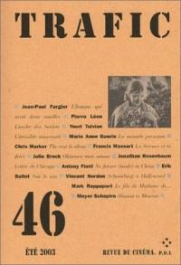 Trafic, numéro 46
