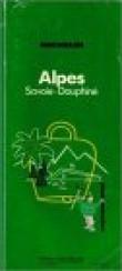 Guide de tourisme Michelin vert : Alpes : Savoie - Dauphiné n° 74 de 1974