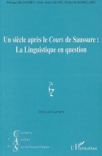 Carnets d'atelier de sociolinguistique