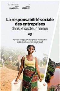 Responsabilite Sociale des Entreprises Dans le Secteur Minier