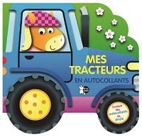 Mes tracteurs en autocollants