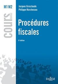 Procédures fiscales - 8e éd.