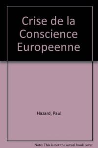 Crise de la Conscience Europeenne