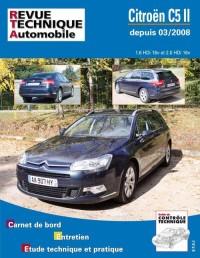 Rta B737 Citroën C5 II 04/2008> 1.6/2.0 Hdi
