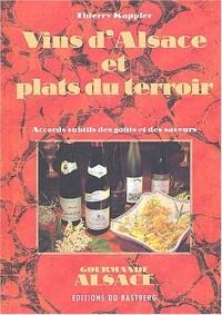 Vins d'Alsace et plats du terroir : Accords subtils des goûts et des saveurs