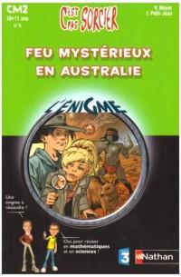 Feux mysterieux en Australie : CM2, 10-11 ans