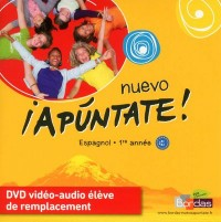 Nuevo Apuntate Niv 1 DVD Audio (Remplac)